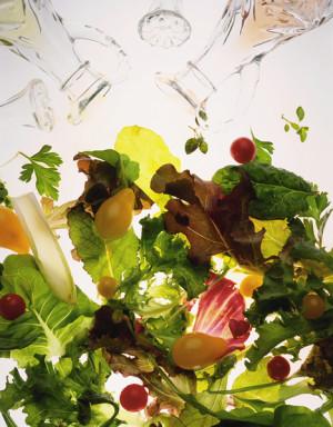 Sunaris Salat mit Moringa